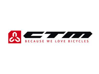 CTM bicykle logo