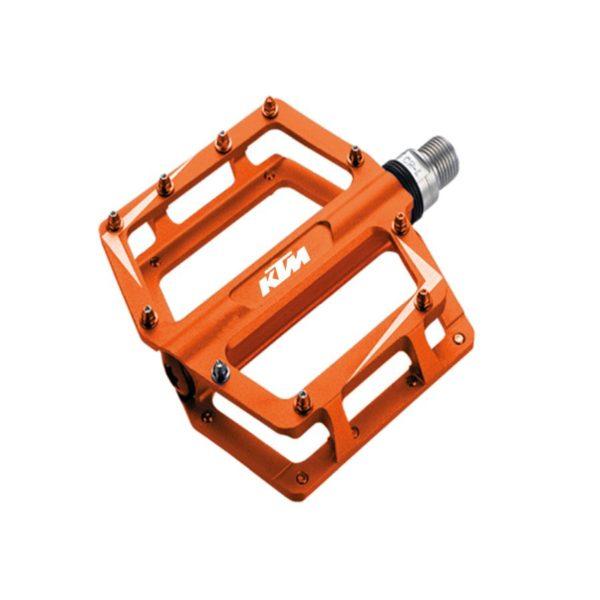 Pedále BMX oranžové