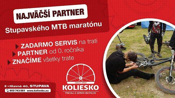 Podporujeme Stupavský MTB maratón